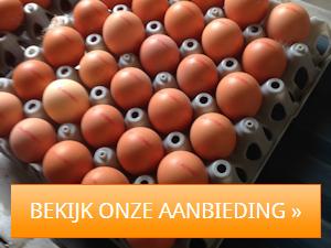 Verkoop eieren en kipproducten